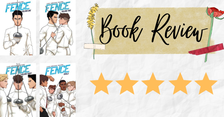 Review: Fence (all vols) by C.S.Pacat