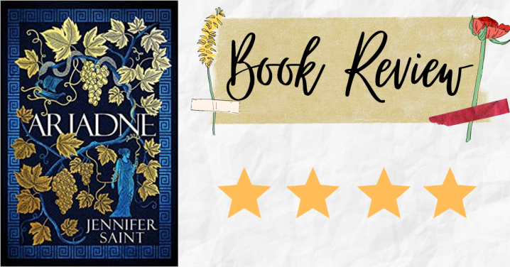 Review: Ariadne by JenniferSaint