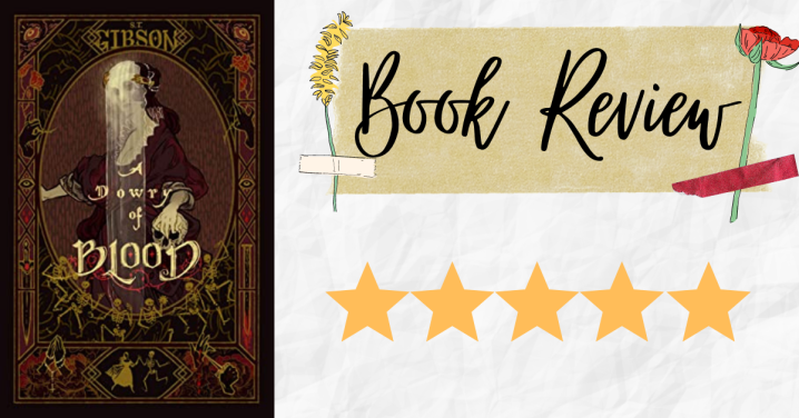 Review: A Dowry of Blood byS.T.Gibson